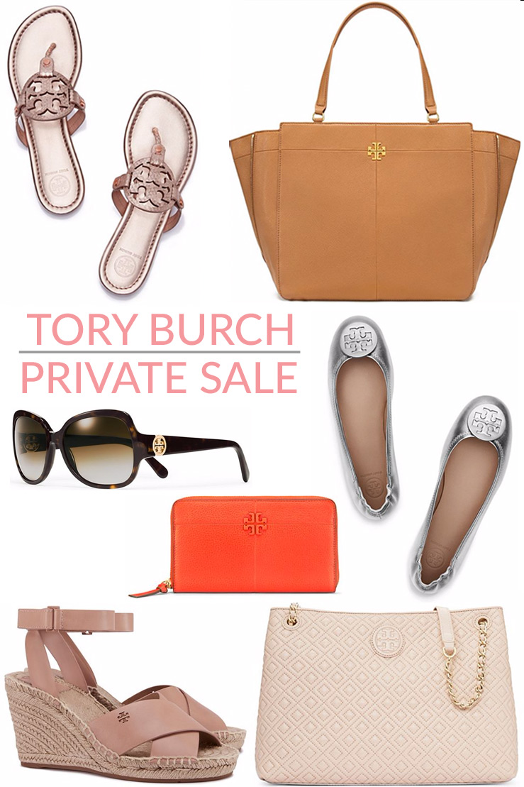 5db93a434df7 Tory Burch Private Sale  Up to 70% Off
