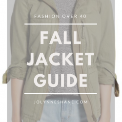 Fall Jacket Guide
