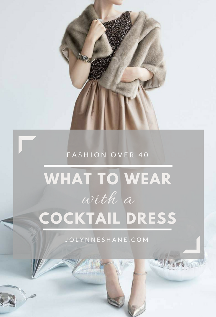 What To Wear Over A Cocktail Dress Coats And Wraps