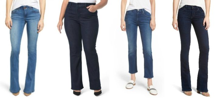 Women's Pant Styles and Hem Lengths Demystified: Bootcut Jeans