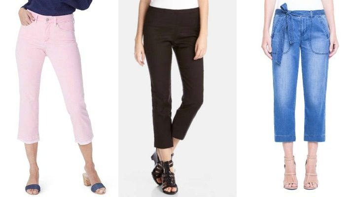 Women's Pant Styles and Hem Lengths Demystified: Capri Pants