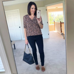 What I Wore + Teen Bedroom Reveal and $100 OFF an Allswell Mattress!