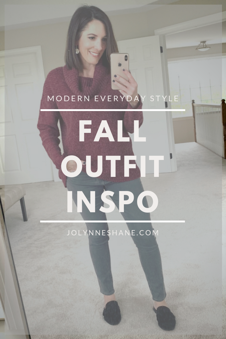 Fall Outfit Inspiration: Try Ons + What I Wore This Week