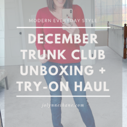 Trunk Club Unboxing + Try Ons