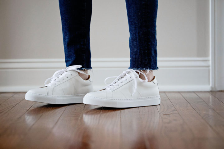 2019 Fashion Sneaker Review: Greats - The Royale - Blanco White Italian Leather
