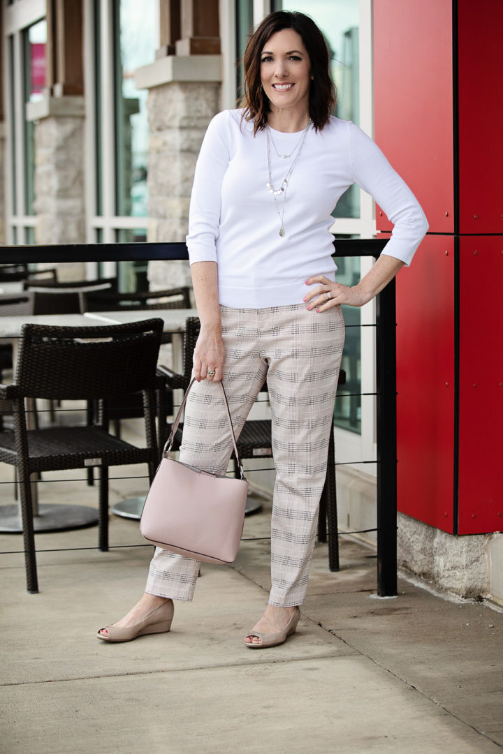 Spring Work Wear Look with Lord & Taylor