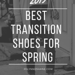 Best Transition Shoes for Spring