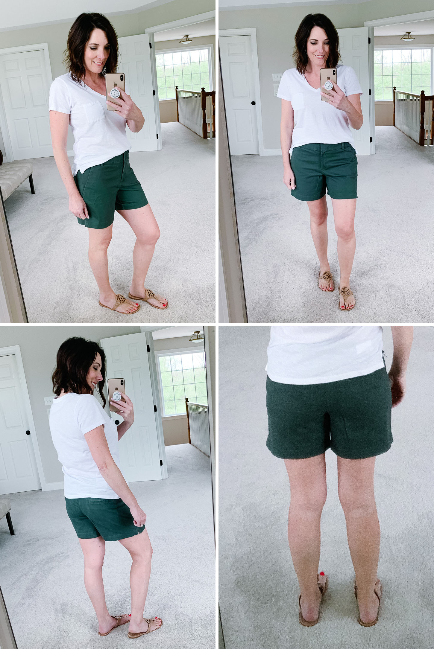 Summer Shorts Review: LOFT Riviera Shorts with 6