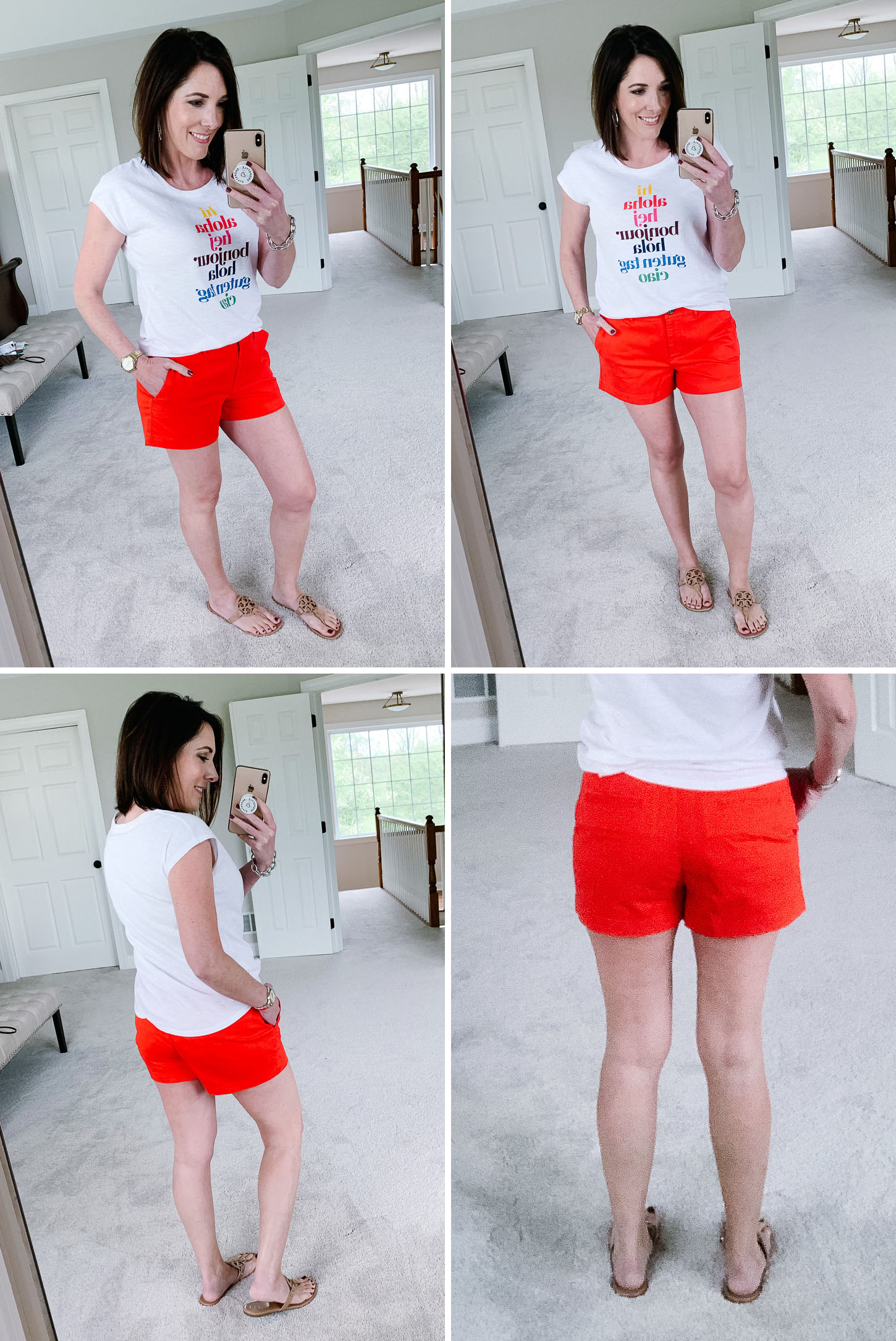 Summer Shorts Review: Boden Rachel Chino Shorts