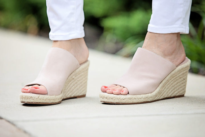 Stuart Weitzman Marabella Wedge Mules 40% off at Zappo's!!!!