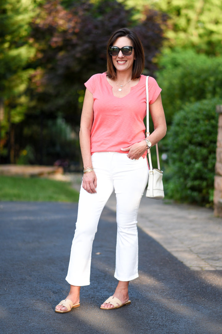 How To Wear Kick Flares for Summer: 5 Easy Tips for Styling Crop Flare Jeans