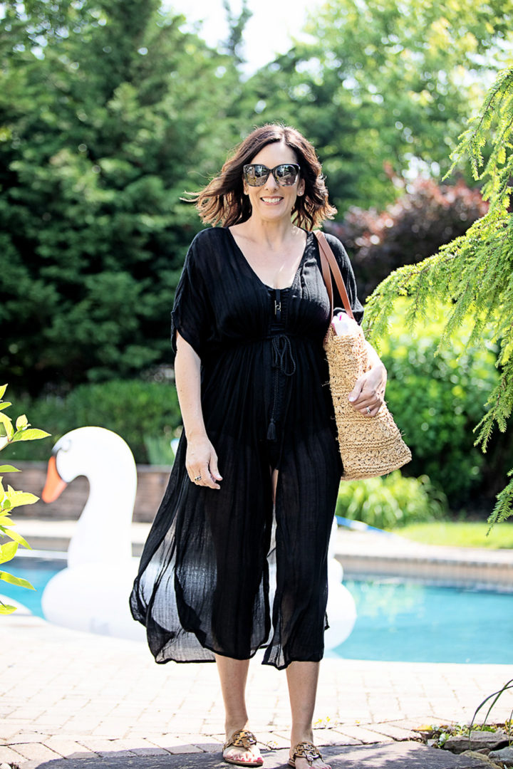 3b61a6f84a Poolside: 3 Swimsuit Cover-Ups Under $60