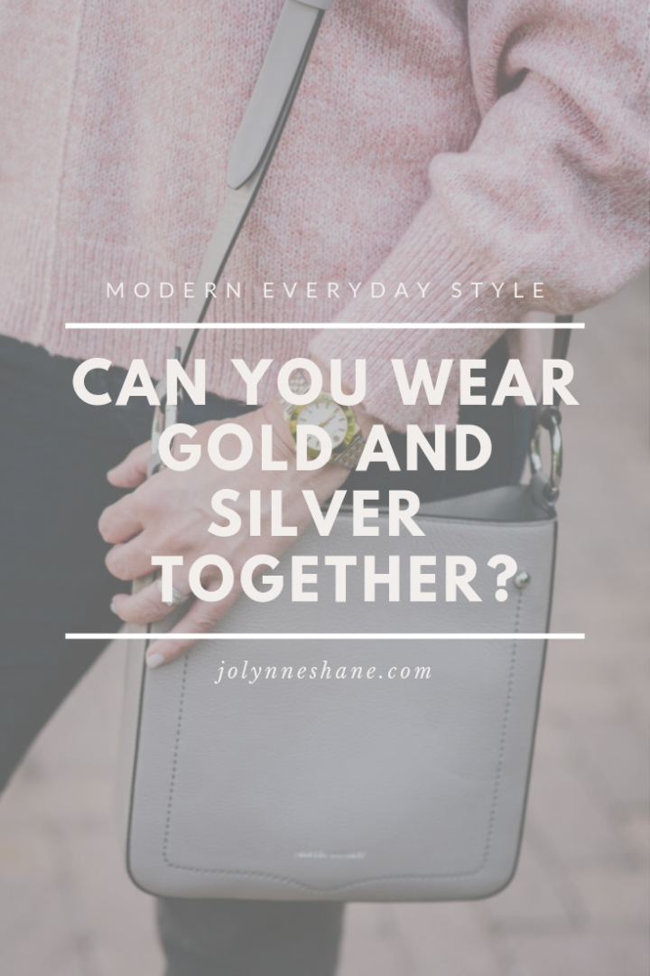 Mixing Metals: Can You Wear Gold and Silver Jewelry Together?