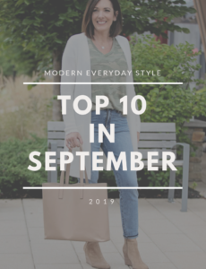 TOP TEN IN SEPTEMBER:These are my ten most popular blog posts and retail products from September 2019.