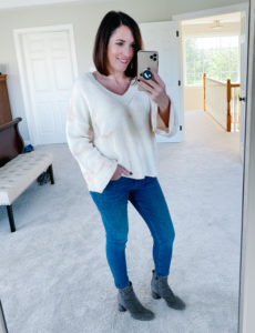 FALL 2019 TRY-ON HAUL Nordstrom J.Crew Anthropologie Everlane