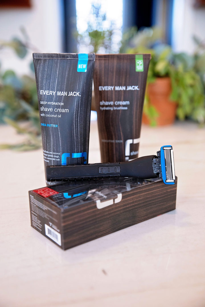 Every Man Jack: Shaving Products without the Junk