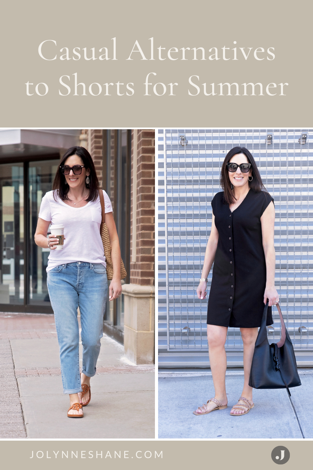 Casual Alternatives to Shorts for Women Over 40