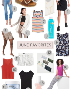 June Favorites 2020