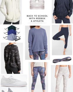 Back to School Styles with Athleta Girl & Reebok