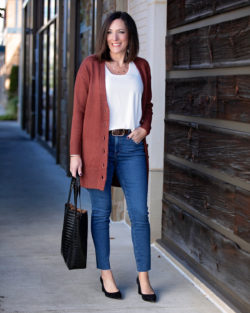 Effortless Fall Style with Elevated Basics from Ann Taylor