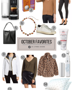 October Favorites 2020