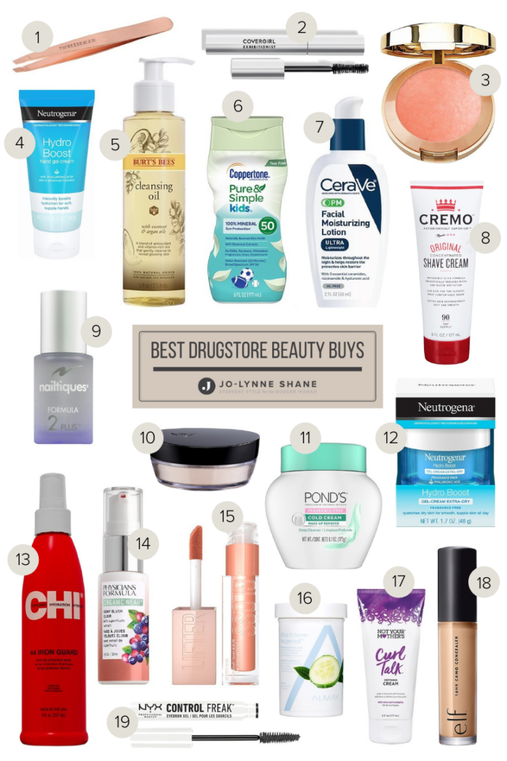 Best Drugstore Beauty Buys at Walgreens