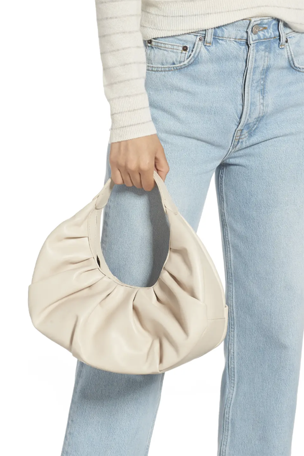 Top Handbag Trends for Spring 2021: Crescent Bag