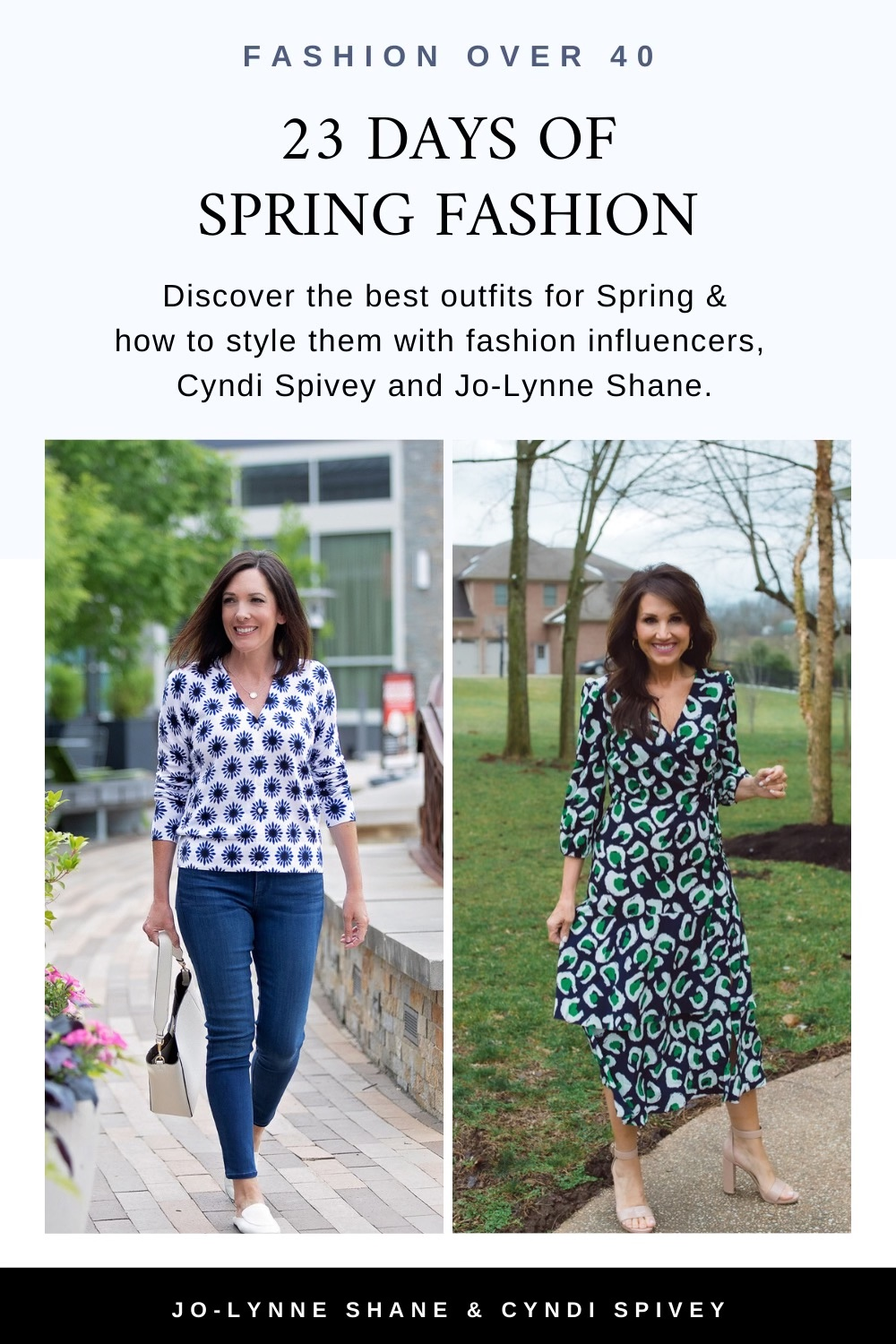 23 Days of Spring Fashion