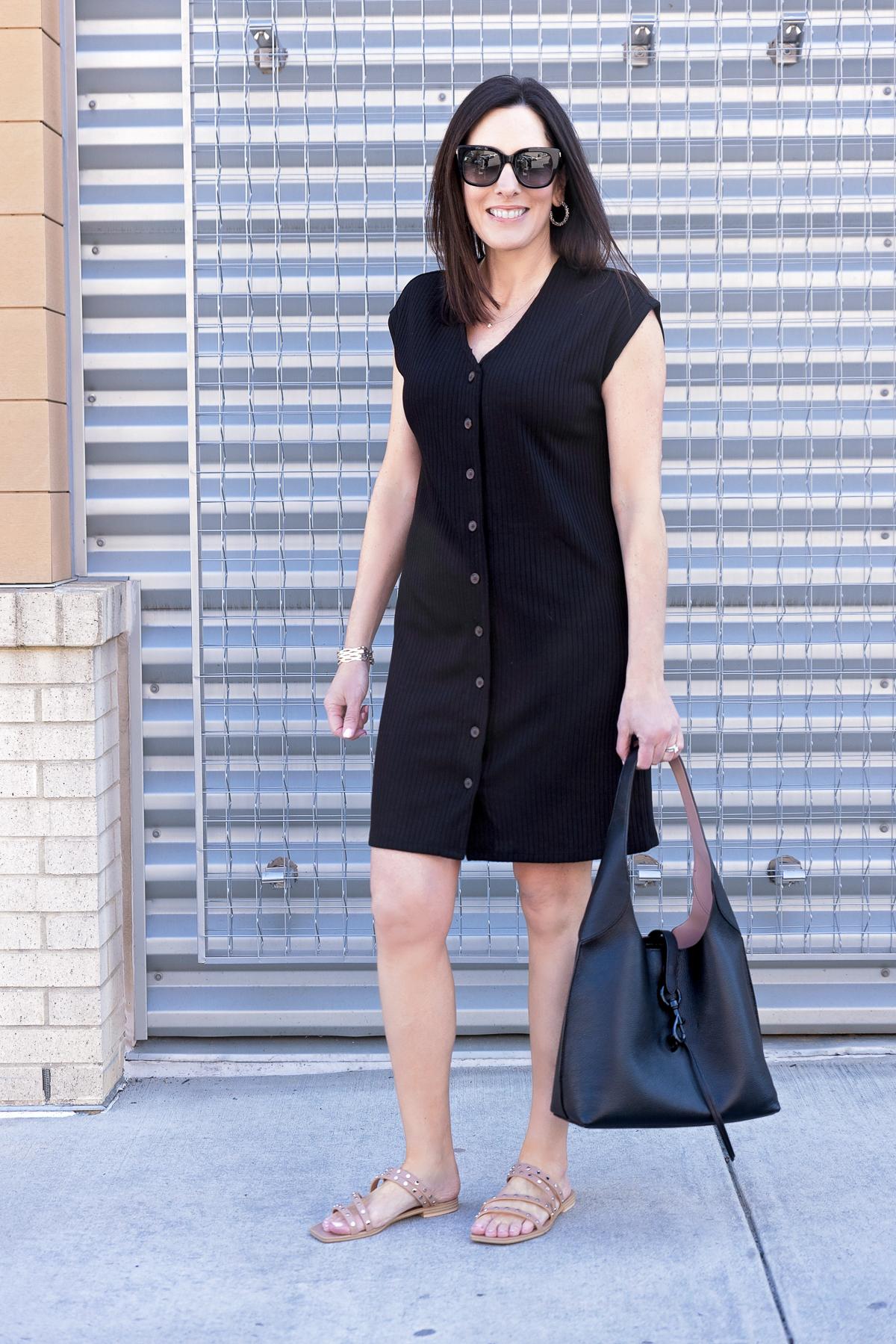 Casual Alternatives to Shorts: Shift Dress