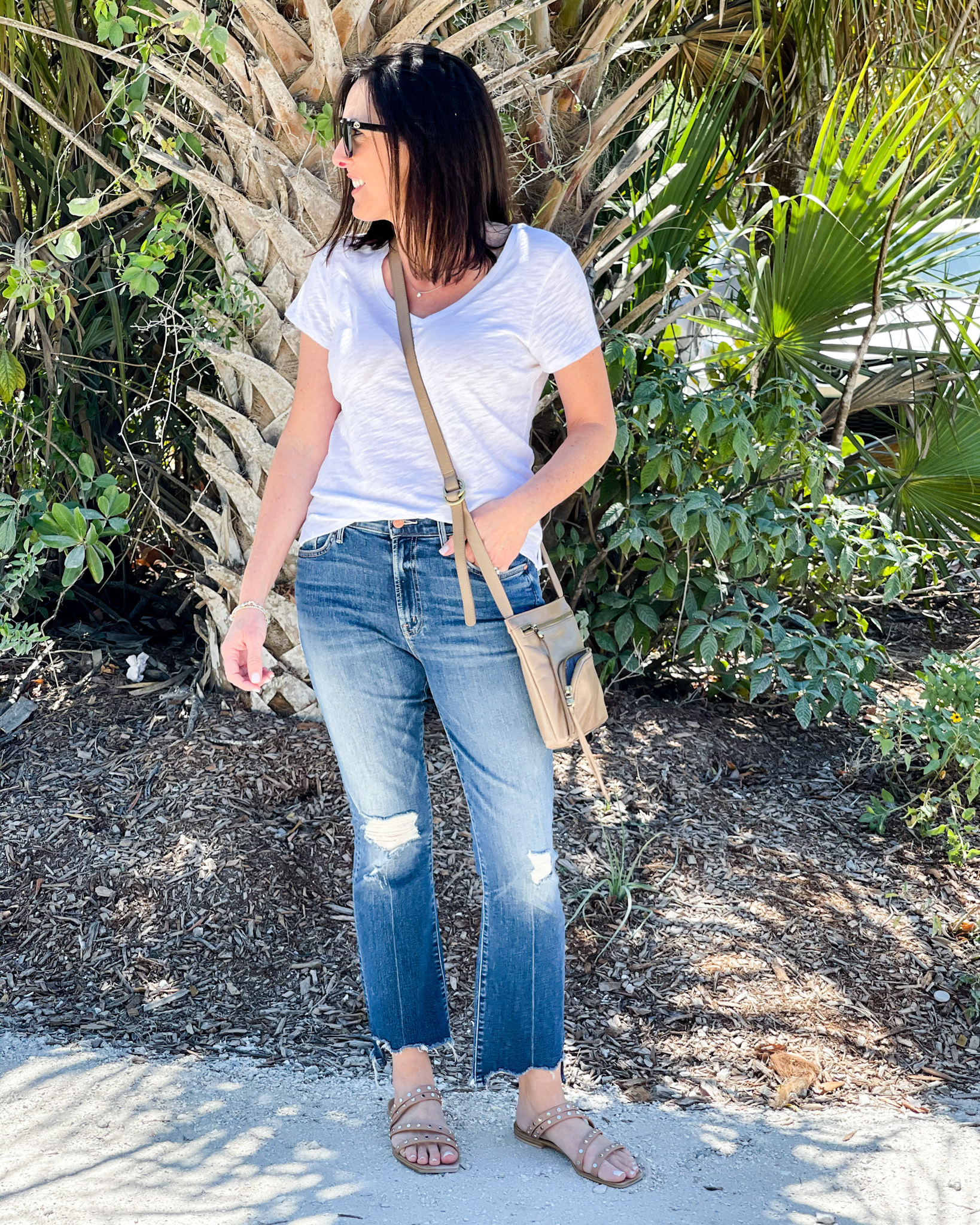 Casual Alternatives to Shorts: Crop Jeans