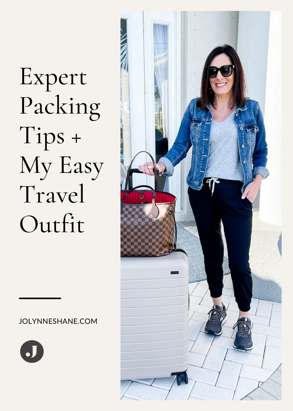 Expert Packing Tips & The Perfect Summer Travel Outfit